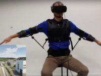 Экзоскелет FlyJacket позволит полетать «верхом на дроне»
