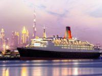 Самый известный лайнер мира Queen Elizabeth 2 превратился в роскошный плавучий отель