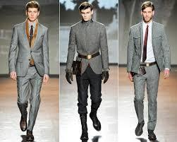 Виды мужских костюмов по назначению