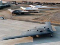 Пентагон скрывает стоимость разработки нового стратегического стелс-бомбардировщика B-21