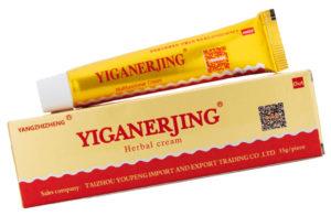 Китайский крем Yiganerjing